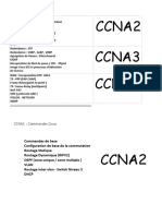 Commandes Cisco CCNA 1234