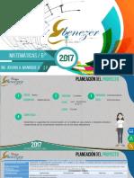 Matematicas 6 3p 2017