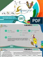 Matematicas 6 1p 2017