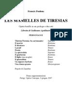 Les Mamelles de Tiresias