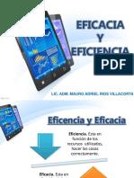 Eficacia y Eficiencia