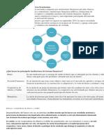 Composición Del Sistema Financiero Ecuatoriano