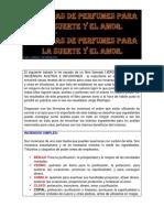 Fórmulas De Perfumes Para La Suerte Y El Amor --- Jorge Restrepo.pdf