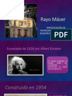 Rayo Máser 2