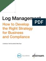 White Paper Log Management