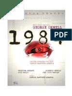 1984 de George Orwell Dossier