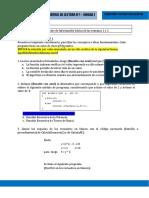 CL1-Unidad 1 Algorimtia