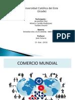 El Comercio Mondial