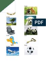 10 Sustantivos Comunes y 10 Propios