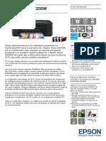 Epson Stylus SX235W Brochures 1