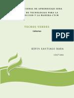 Techos Verdes Libro