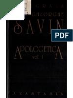 Ioan Gh. Savin - Apologetic A Vol.1