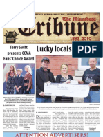 Front Page - September 17, 2010