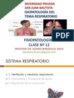 T-12 Fp Respiratoría
