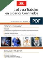 Seguridad para Trabajos en Espacios Confinados.pptx