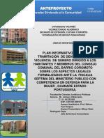 Proyecto de Servicio Comunitario UNY