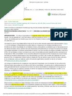 Risk Factors for Prostate Cancer - UpToDate