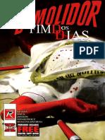 Demolidor - Fim Dos Dias #01