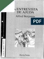 Entrevista de Ajuda - Alfred Benjamin