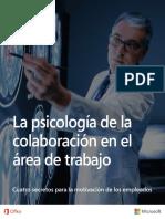 La Psicologia de La Colaboración en El Area de Trabajo