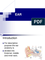 Ear Lecture