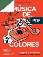 Bloque Musica de Colores Cas