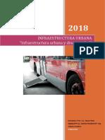 32-Infraestructura Urbana y Discapacidad