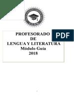 Modulo Guia Lengua Ug 2018