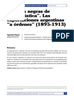 """BESTIAS NEGRAS DE LA ESTADÍSTICA"""". LAS EXPORTACIONES ARGENTINAS """"A ÓRDENES"""" (1895-1913).pdf"""