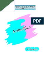 1 Aritmetica 6to Primaria IV Bim