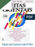 Tácito Da Gama l. Filho - Seitas Do Nosso Tempo - Vol. 2 - Seitas Orientais
