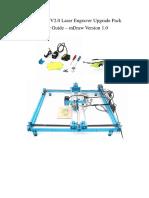 XY Plotter V2.0 Laser Engraver Upgrade Pack User Guide MDraw Version 1.0