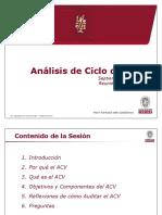 ACV Analisis Ciclo de Vida
