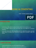 Casing & Cementing