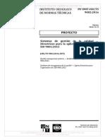 ISO 9002 2016 TS Uruguay