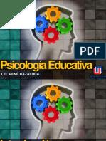 Psicología Educativa - Definición