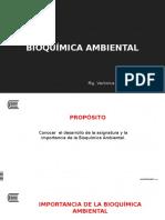 1. Importancia Bioquimica