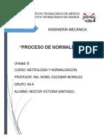 Proceso de Normalizacion