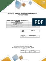 FernandoFicha de Resumen Adultez y Psicopatologia (2)