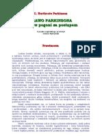 Parkinson Cyril - Prawo a