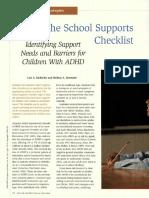 adhd school support list wk6