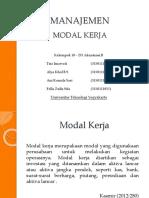 Kelompok10_manajemen Modal Kerja