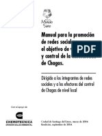 Manual Para Promocion de Redes Sociales