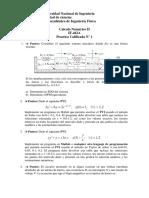 1era Practica Calificada Calculo Numerico II 2018-I