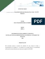 Protocolo Momento 1 GRU