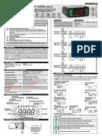 Manual de Produto 161 MT543Eplus