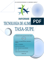 Informe Visita a Tasa Supe