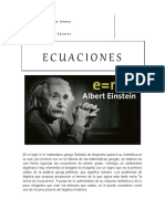 4- ECUACIONES