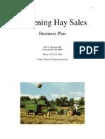 business plan marcum terpening