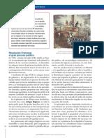 Sociales - 8 - Revolucion Francesa - Independencia Usa